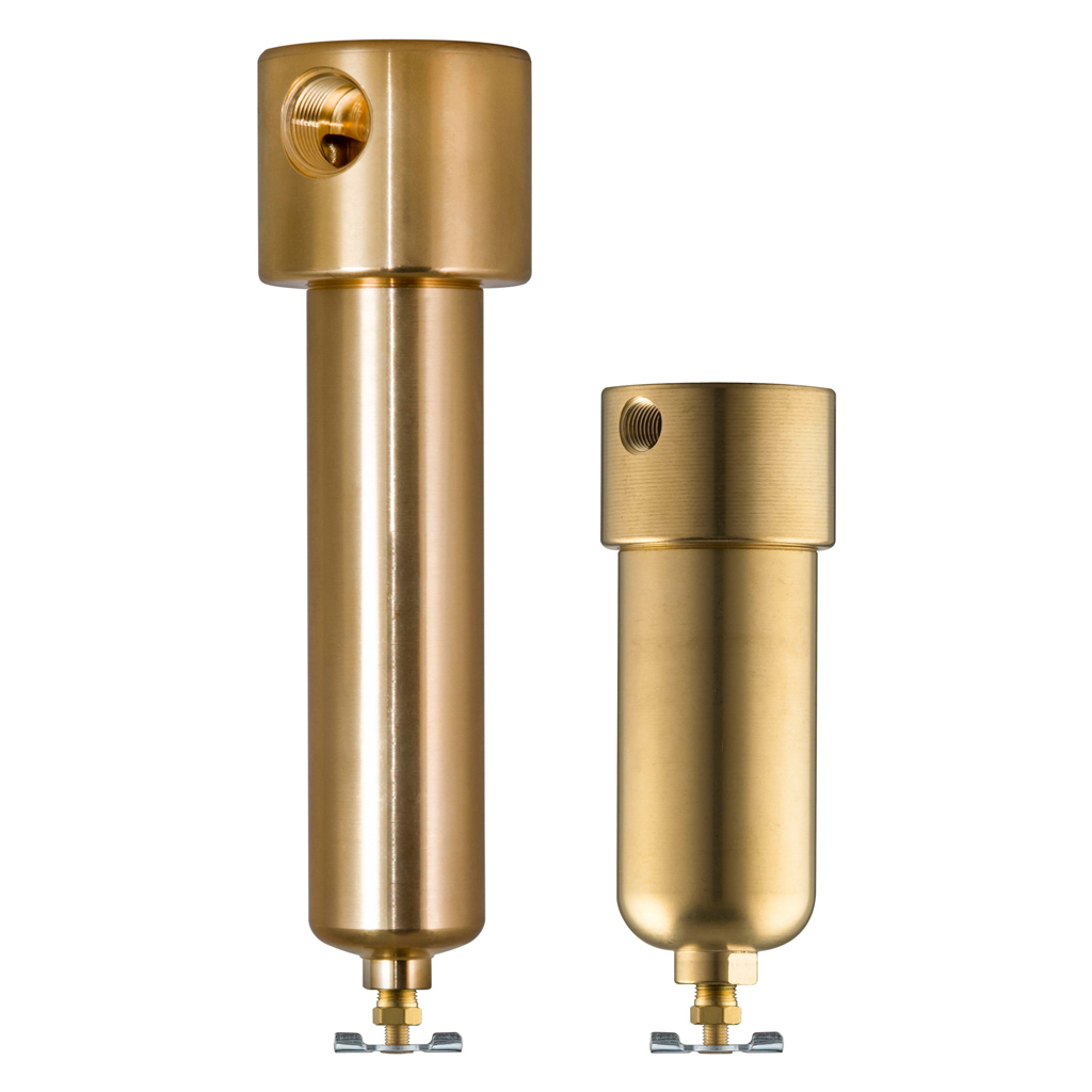 brass filter housings
