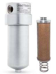 High Pressure Compressed Gas Filters